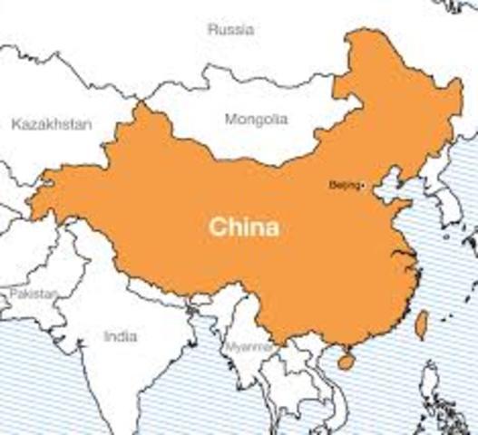 En China existían registros numéricos similares con anterioridad