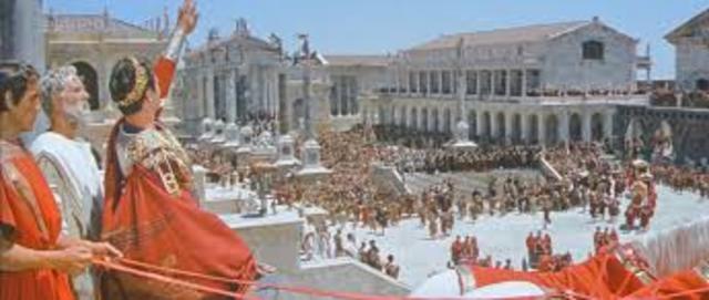 El Imperio Romano fue el primer gobierno que recopiló una gran cantidad de datos sobre la población, superficie y renta de todos los territorios bajo su control.