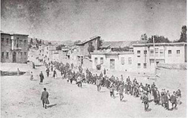 שואה ארמנית
