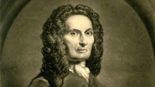 El matemático Abraham De Moivre aceptó la definición dada por Bernoulli y la reformuló en términos más modernos para la época: «una fracción en la que el numerador es igual al número de apariciones del suceso y el denominador.