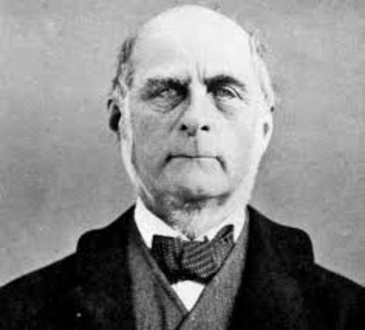 La Estadística Moderna: Sir Francis Galton introdujo el concepto de correlación,.