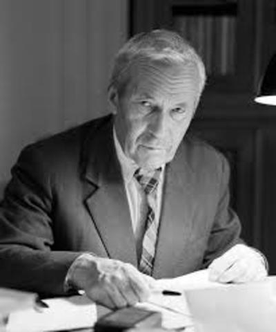 Andréi Kolmogórov desarrolló una teoría de la probabilidad totalmente rigurosa basada en axiomas fundamentales.