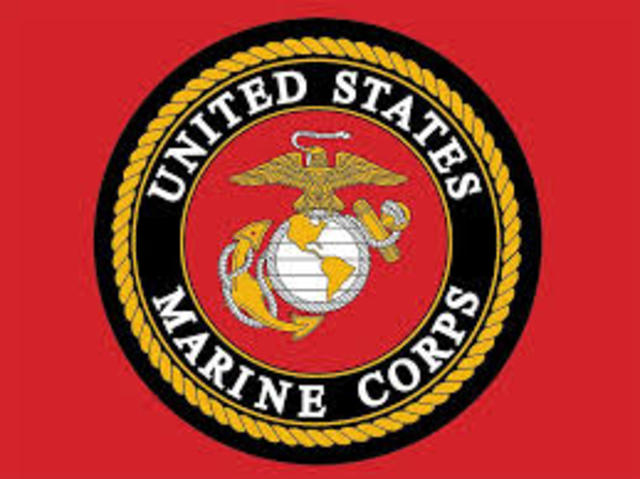 I join the Marine Corps