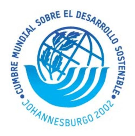CUMBRE MUNDIAL DEL DESARROLLO SOSTENIBLE
