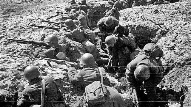 Primera fotografía de guerra