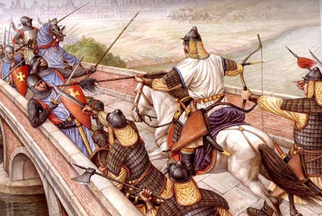 Mongol Invasion of Europe