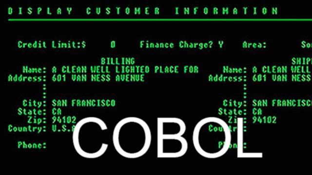 FORTRAN y COBOL