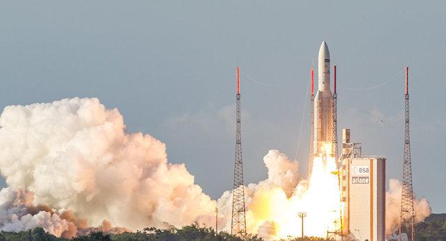El lanzamiento catastrófico de Ariane 5