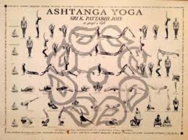 Ashtanga viniasa yoga