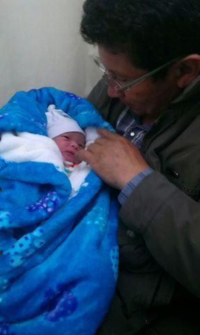 Nacimiento de mi tercer sobrino