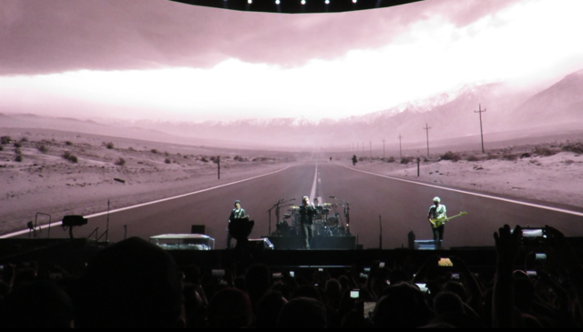 U2 - The Joshua Three Tour 2017 (Tampa, FL)