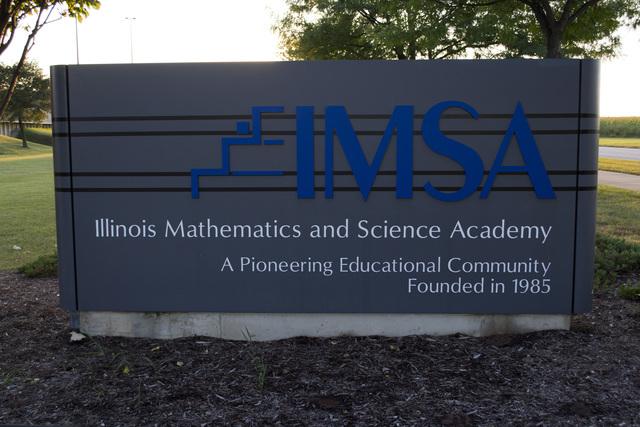 I applied to go to IMSA!