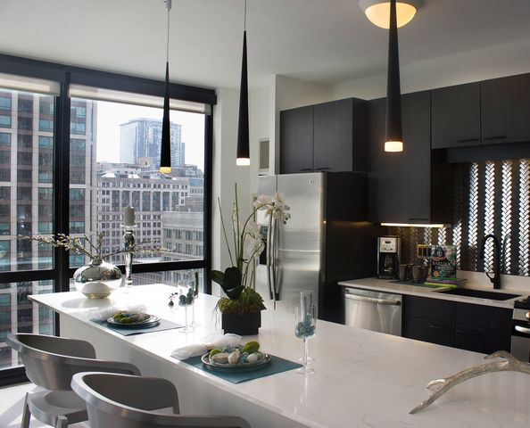 I'm buying my very own condo in downtown Chicago!