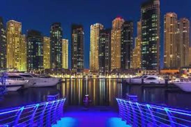 I'm taking a trip to Dubai!