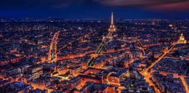 I want to take a trip to Paris!