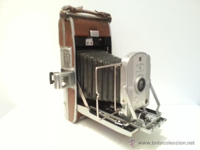 La cámara Polaroid