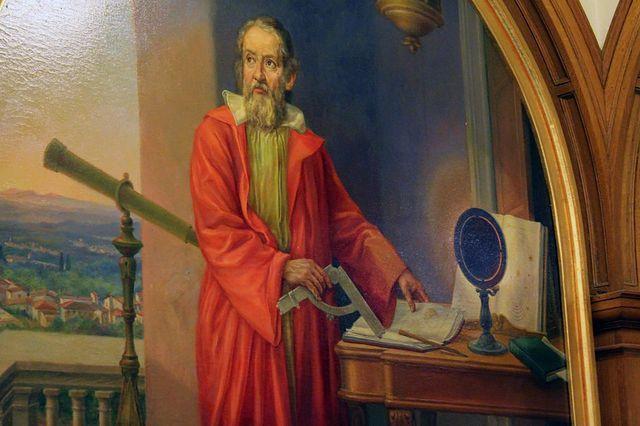 Galileo was warned by the Catholic Church