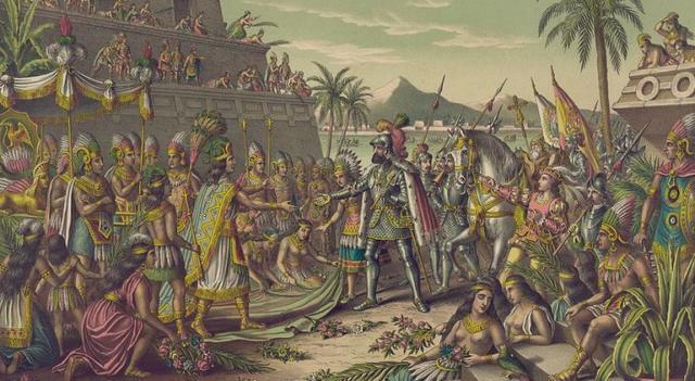 Conquista de Tenochtitlán