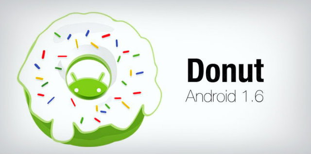 Andorid 1.6 Donut