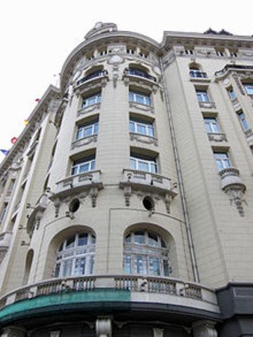 Creacion del Hotel Palace