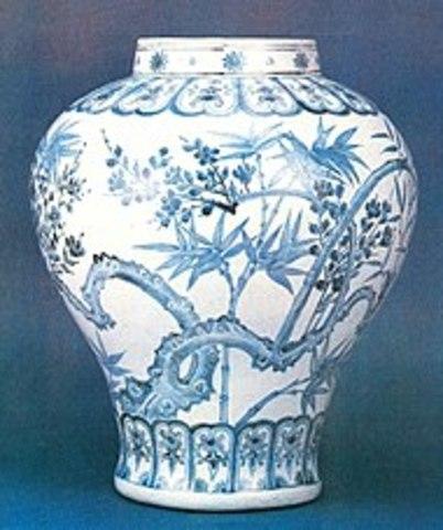 Korea starts producing porcelain