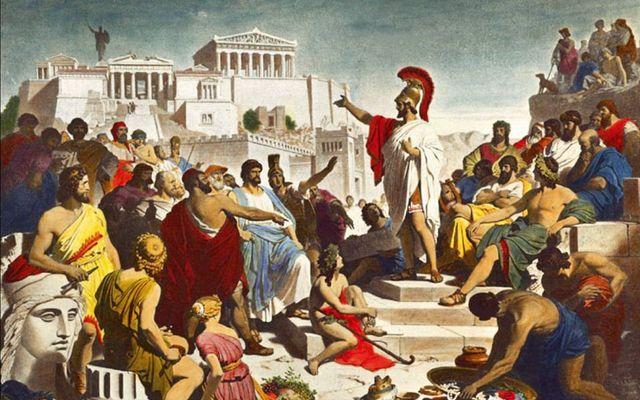 Plaga de Atenas.