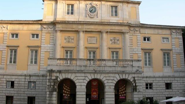 Inauguração do Teatro de São Carlos
