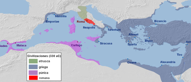 l3l 3. Conquesta Mediterrania oriental