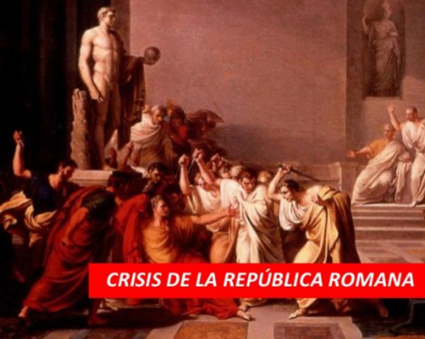 l4l 1. Crisis sistema republicà
