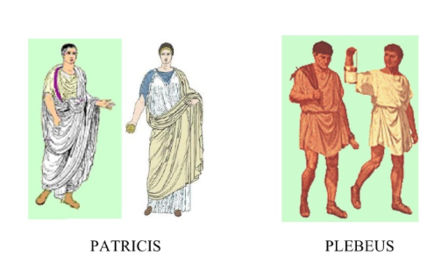 l2l 2.1. Patricis i Plebeus.