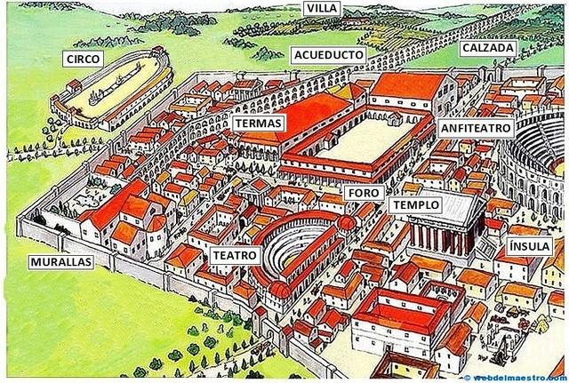 Ciutats romanes 2