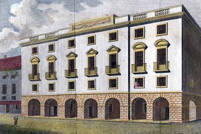 Feitoria Inglesa, Porto