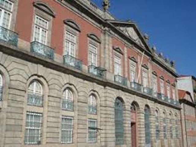Palácio dos Carrancas - Porto