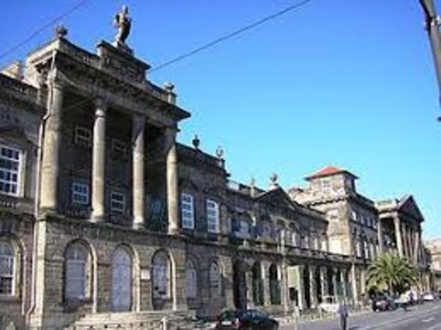 Hospital de Santo António - Porto