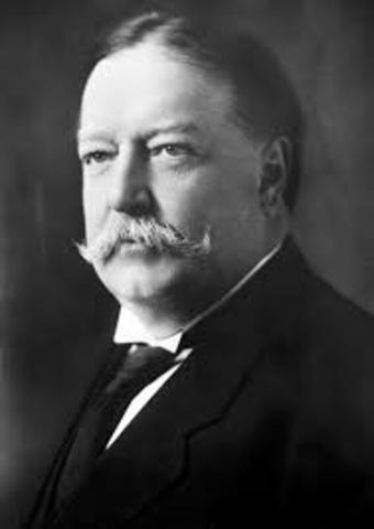 Taft Elected