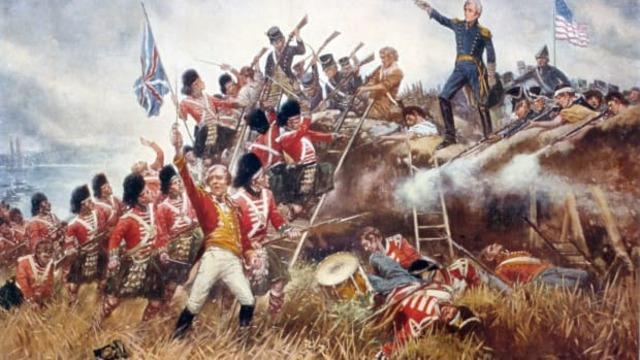 La Guerre de 1812