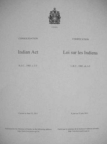 L'Acte Indienne