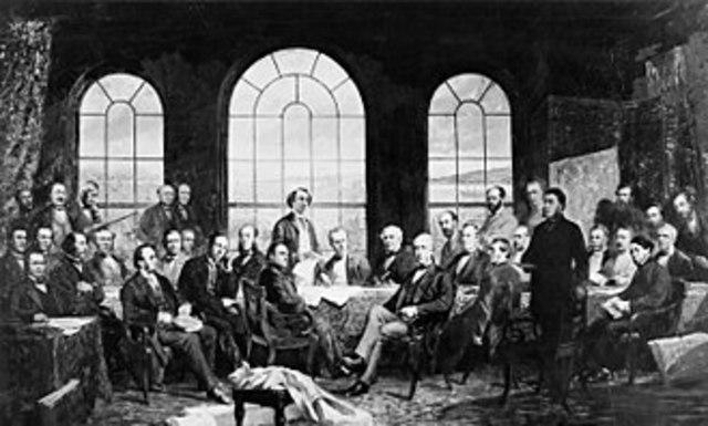 La Confédération du Canada et les Causes