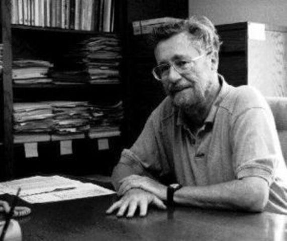 Fallece Edsger Dijkstra