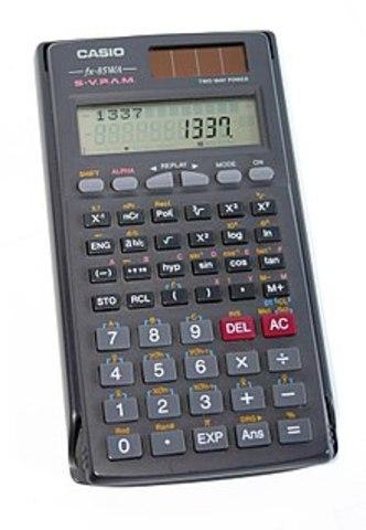 La calculadora digital