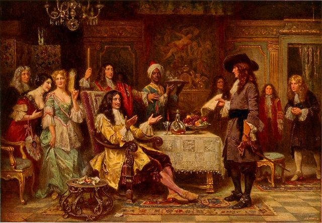 William Penn is granted the Charter for Pennsylvania