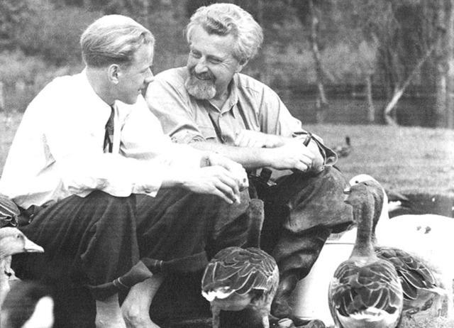 Lorenz y Tinbergen