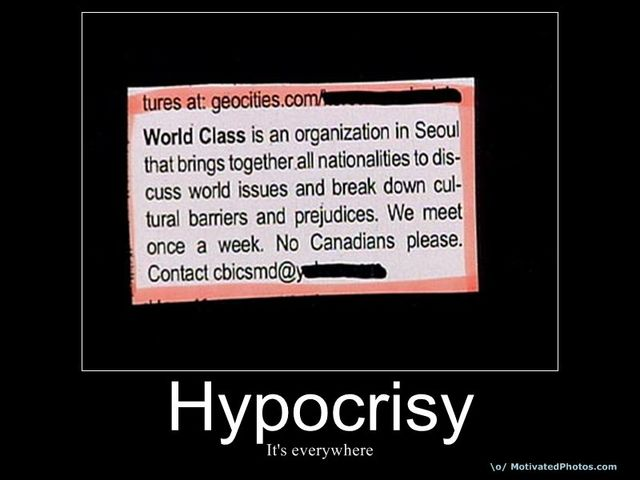 Huck's Encounter with Hyprocrisy in a Civilized Society