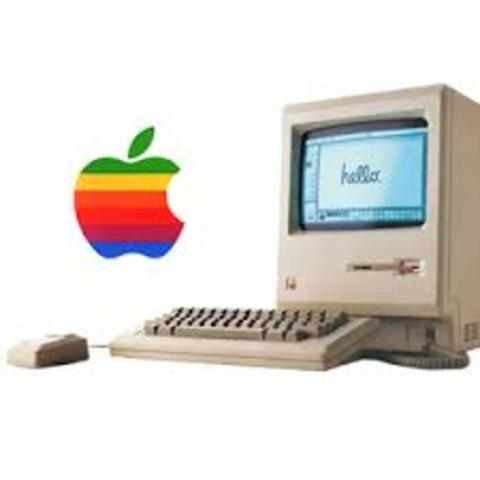 Apple presenta el nuevo Macinstosh