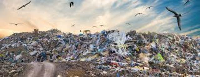 La generación de más residuos