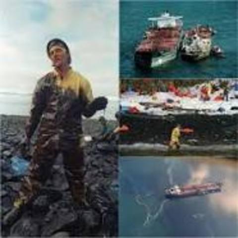El desastre del Exxon Valdez