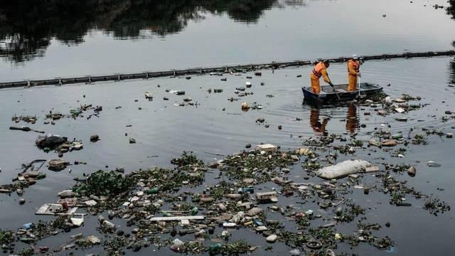 contaminacion de rios aguas negras