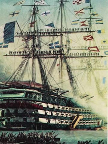 Vías de Navegación