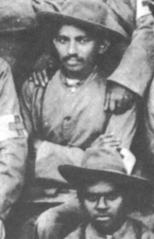 World War 1 Indian Involvement Continued