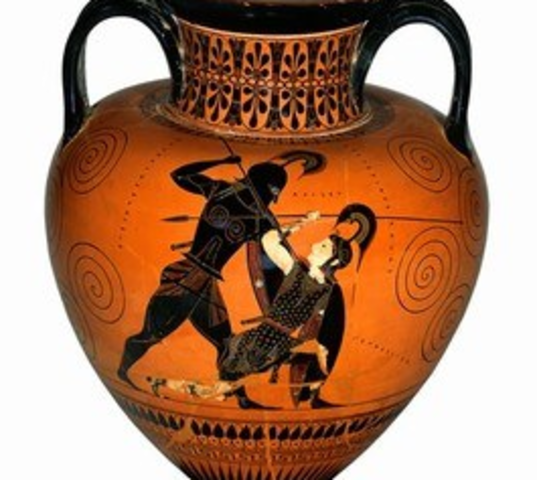 Red-figure Pottery